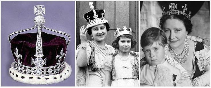 The Royal Order of Sartorial Splendor: The Queen's Top 10 Diamonds: #6. The Koh-i-Noor