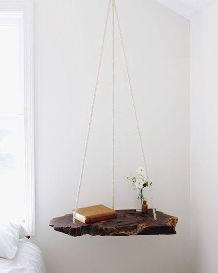 17 best ideas about chevet suspendu on pinterest table - Table chevet suspendu ...
