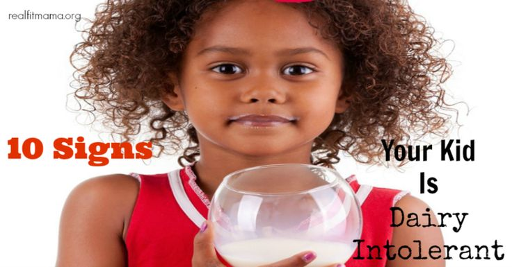 10 signs of dairy intolerance