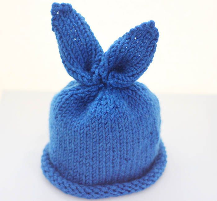 Baby Bunny Hat Knitting Pattern : 17 Best images about Projects to try on Pinterest ...