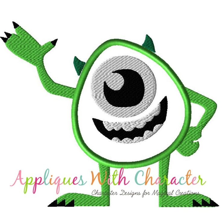 Character Applique Design : Best appliques with character designs images on