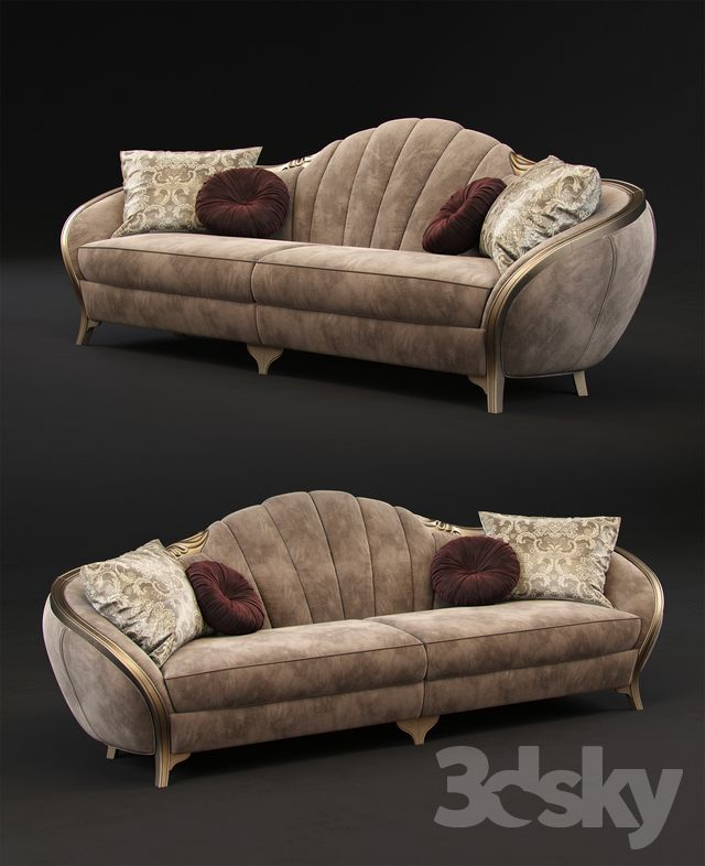 3d Models Sofa Sofa Goldconfort Paradise Luxury Furniture Sofa Living Room Sofa Design Luxury Sofa