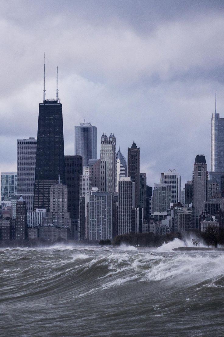 Chicago in November.