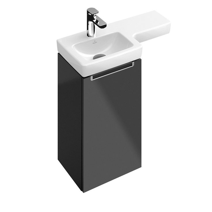 Villeroy   Boch Subway 2 0 vanity unit with 1 door A81600  If you are  looking. 17 Best images about Villeroy   Boch Subway 2 0 Collection on