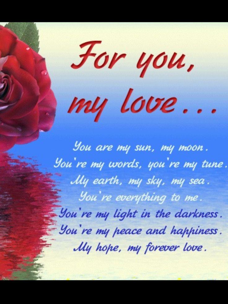 10 best Love poems images on Pinterest   Love poems for
