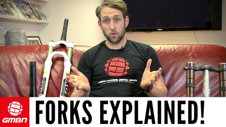 Video: Mountain Bike Suspension Forks–Explained | Singletracks Mountain Bike News