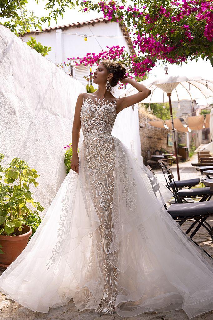 Wedding Dress Teresia By Oksana Mukha Oksanamukha Ombride Om Weddingdress Luxury Bride Haut Wedding Dresses Wedding Dress Accessories Ball Gowns Wedding