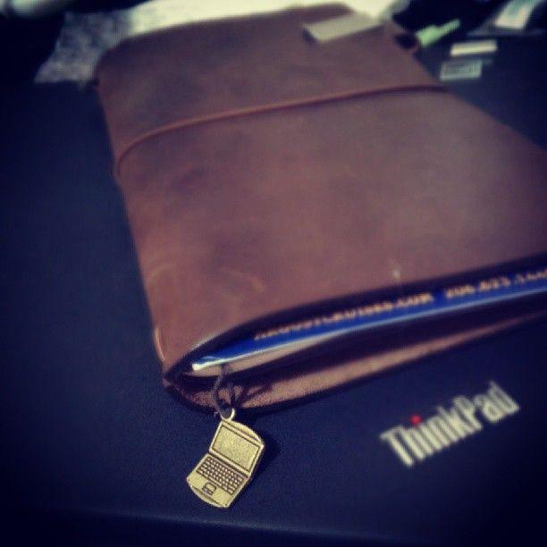 Midori Traveler's Notebook.  Instagram Follow: @Marlon Ribunal