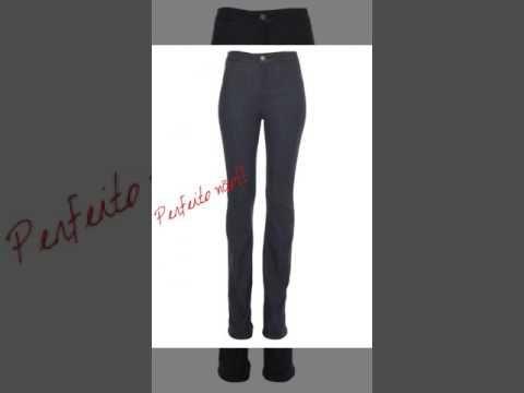 onde comprar calça jeans feminina boca reta
