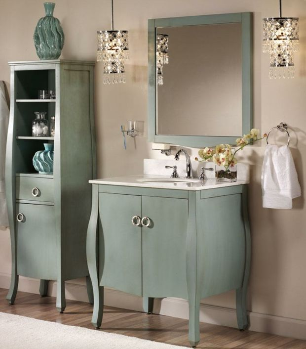 54 best Bathroom mirrors images on Pinterest Bathroom mirrors - küchenmöbel aus holz