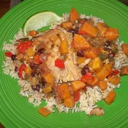 Slow Cooker Latin Chicken | Recipe Box | Pinterest