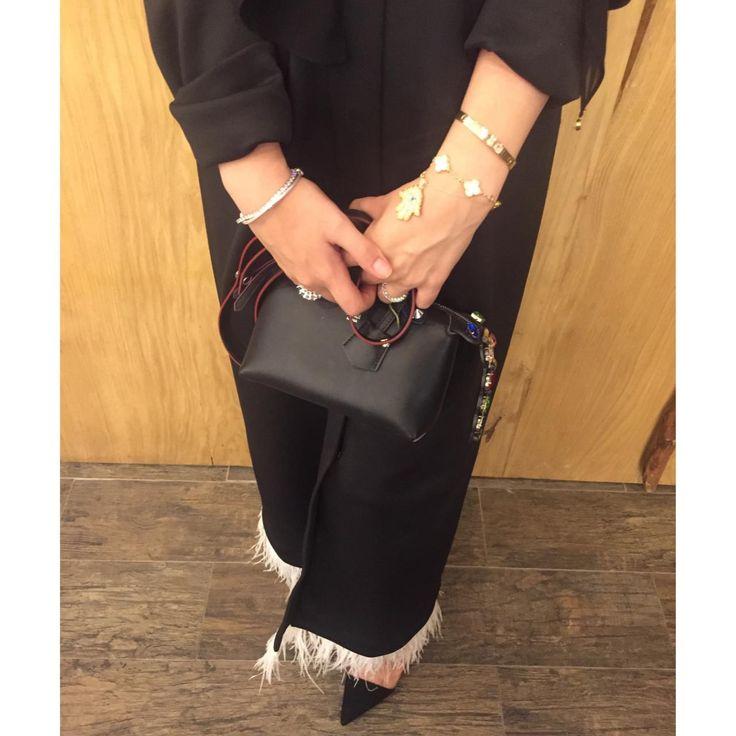 Siyah Abaya