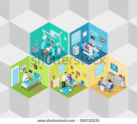 Doctor Patient 库存矢量图和矢量剪贴图 | Shutterstock