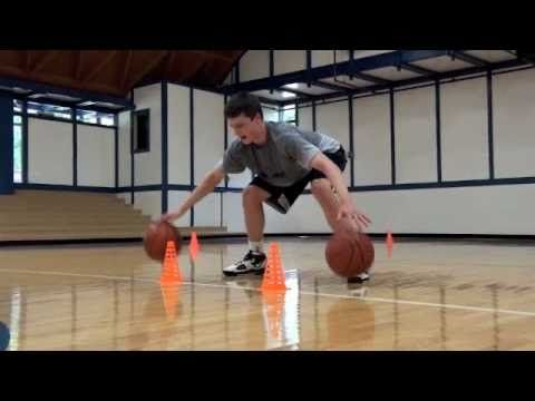 Pure Sweat Basketball: Fun Drills For Youth Players - YouTube