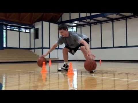 Pure Sweat Online Basketball Training Program - YouTube