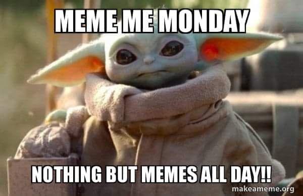 Pin On Baby Yoda Memes