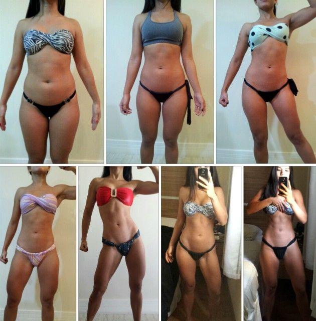 Kelly Canizares transformou o corpo em pouco tempo e revela seus truques