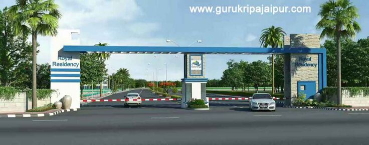 Royal Residency Jaipur Jda Approved Plot Residential Plot for Sale Ajmer Road Jaipur