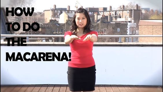 How To Dance The Macarena