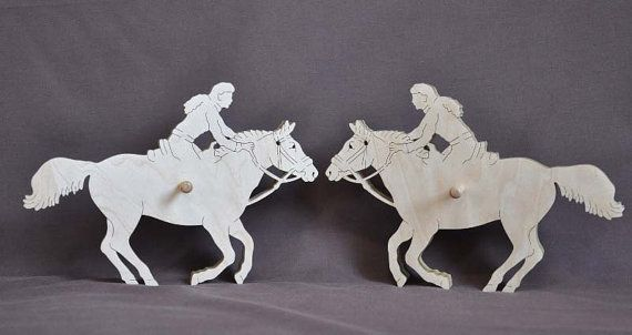 For Kelly Carrington Contestant le Gymkhana Barrel Racing Horse Show ruban par Puzzimals