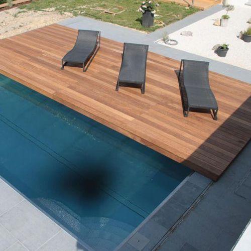 Ha pensado en poner suelo en su piscina una opci n mucho - Colocar baldosas suelo ...