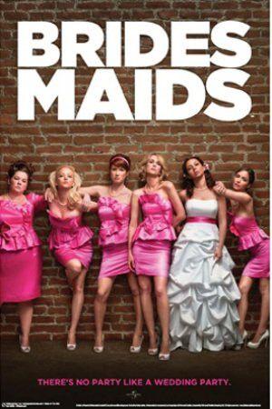 "FLM56010"" Bridesmaids - Party"" (24 X 36)"