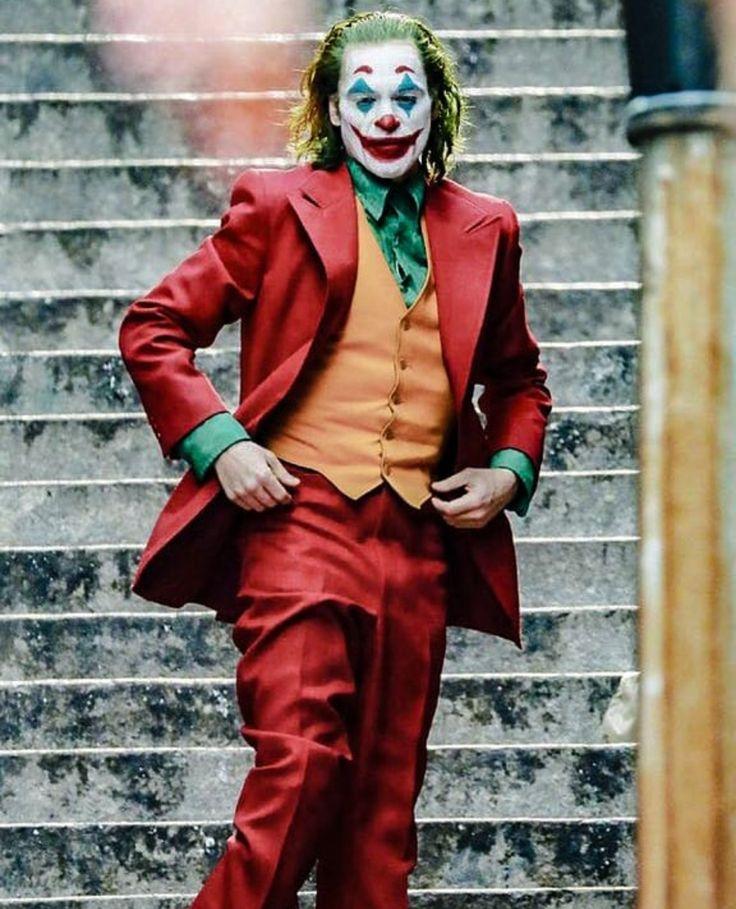 Joaquin Phoenix Joker joaquinphoenixjoker / Filming