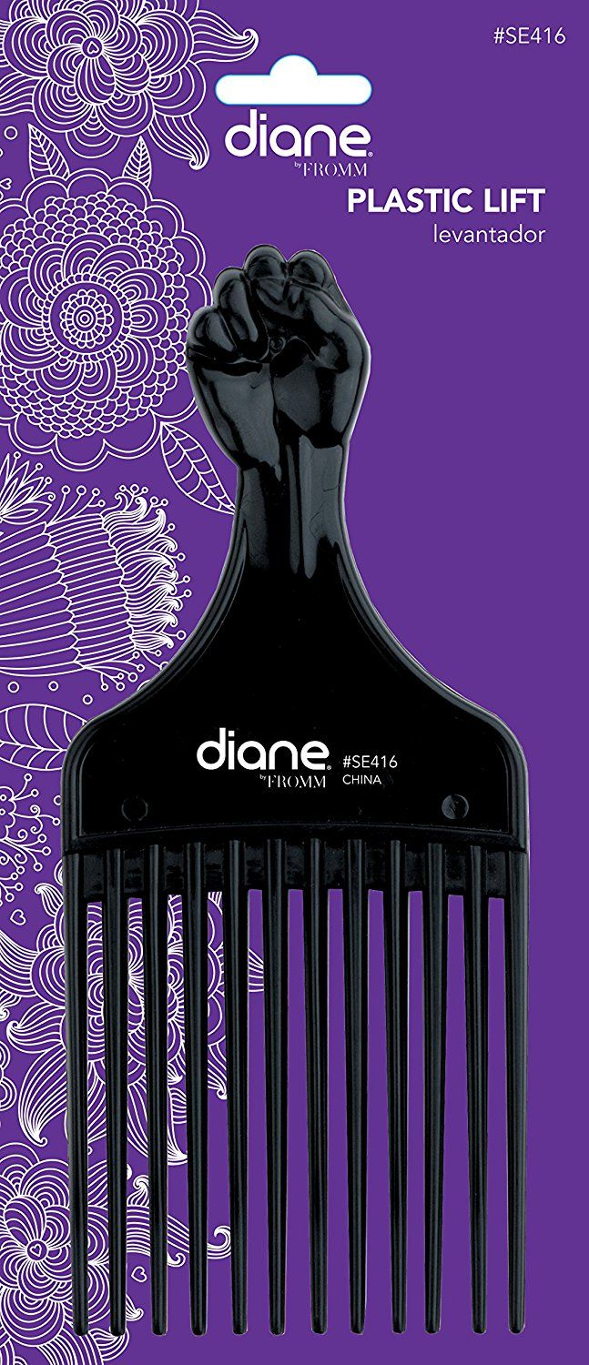 Diane Plastic Lift Black (2 PACK) * Find out more about