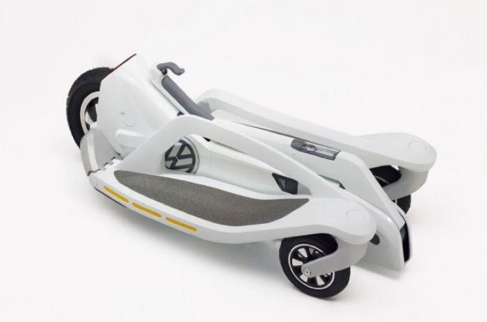 Volkswagen Last Mile Surfer Electric Scooter Announced