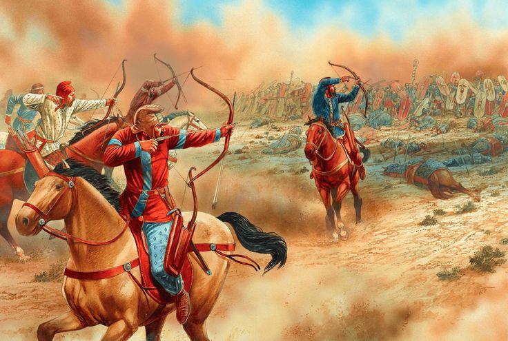 batalla de Carras o Carrae