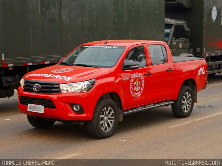 25 best Toyota Hilux South America Version images on Pinterest