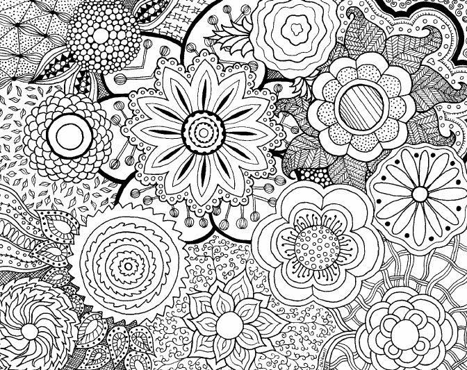 8 Adet Zor Mandala Ornekleri 2020 Boyama Sayfalari Mandala