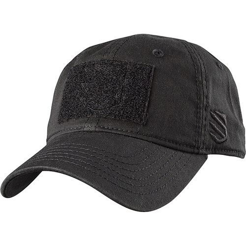 Blackhawk - Tactical Cap Black One Size Adjustable Back Strap
