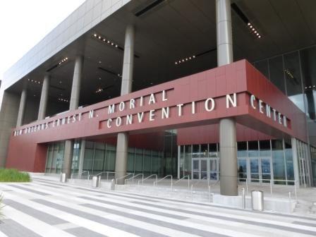 Morial Convention Center, AAO 2014