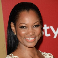 Golden Globes Beauty: Garcelle Beauvais's Peach Makeup