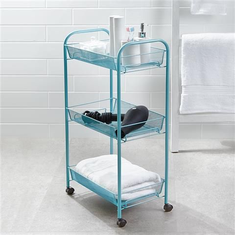 3 tier laundry storage rack kmart - Bathroom Accessories Kmart