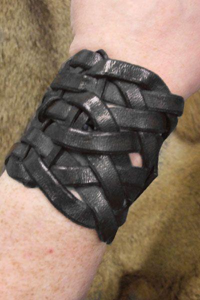 Braided Bracelet- Black