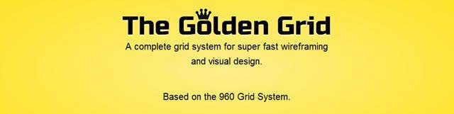 Speed, Consistency, Harmony, Creativity & Certainty with The Golden Grid - Speckyboy Design Magazine: Design Magazine