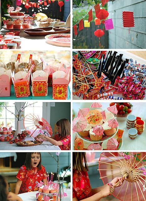 Asian parties are a great way to bring a bit of the Orient to life. Create an Asian birthday extravaganza with these fun ideas.