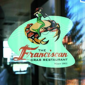Dungeness Crab Season is here :)   A Fav!  The Franciscan Crab Restaurant - San Francisco