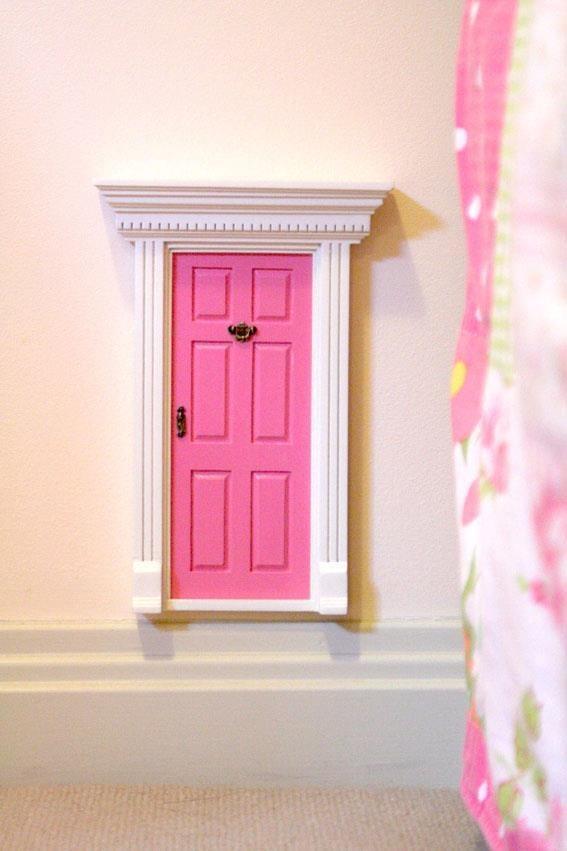 399 best garden gnomes fairy doors images on pinterest for Fairy door for bedroom