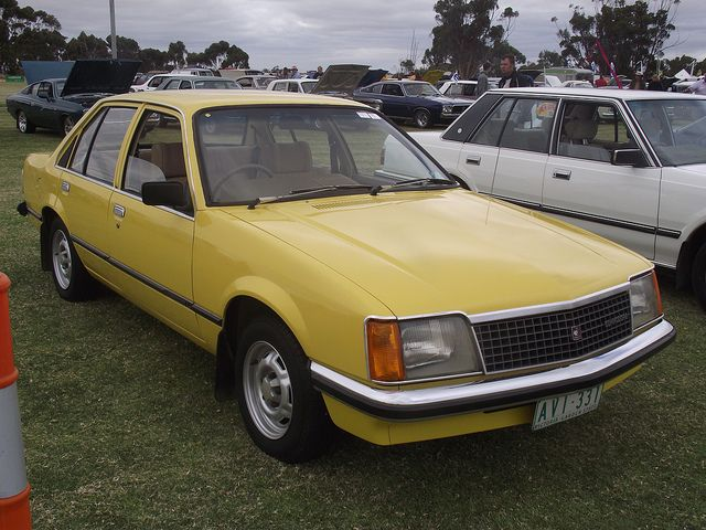 1980 Holden VC Commodore