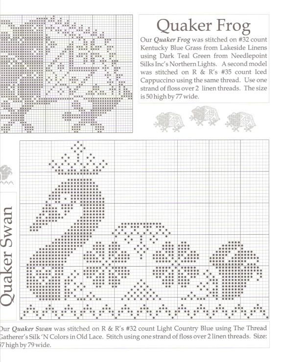 Quaker Swan,Frog and House_2/4