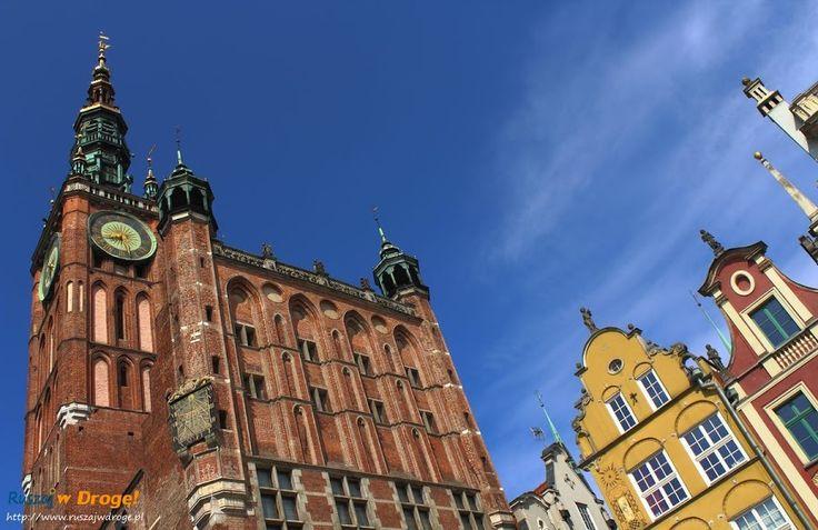 Ratusz Głównego Miasta w #Gdańsk, #Poland