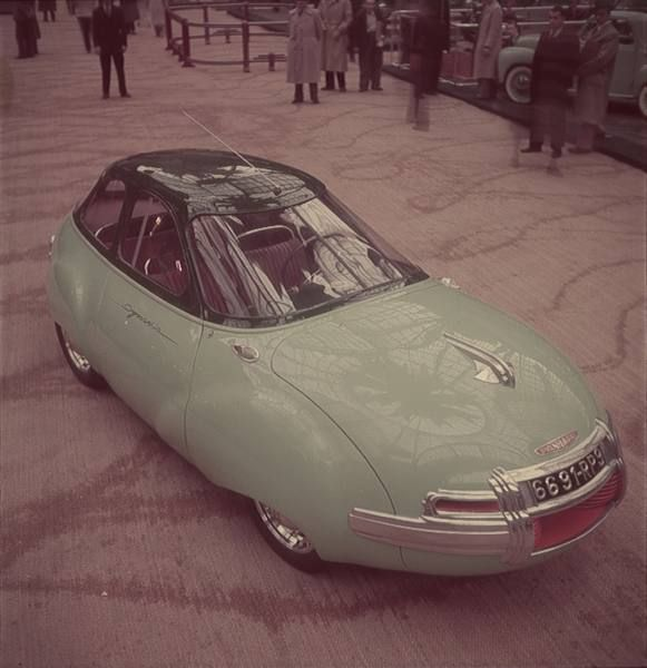 CLASSIC OLDE CARS - 1960 CITROEN  CONCEPT    I want one of these