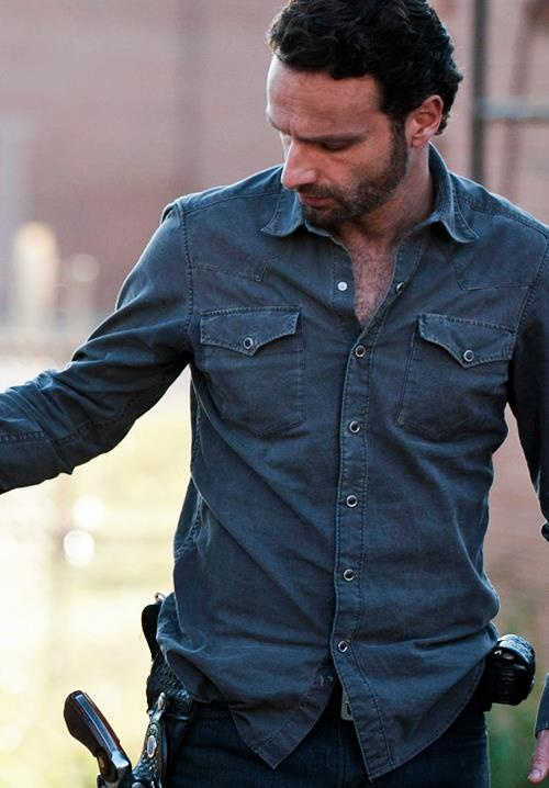Rick Grimes/Andrew Lincoln