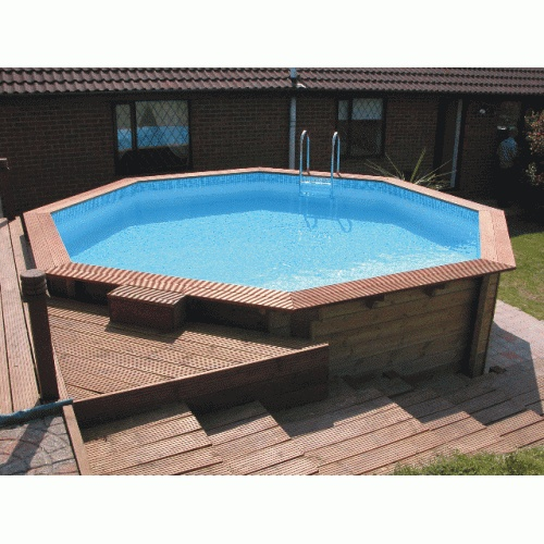 158 Best Images About Landscape Pool Decks On Pinterest Pools Pallet Pool And Pool With Deck