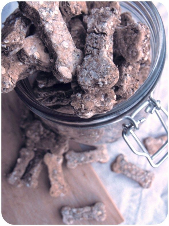 vegan dog biscuits