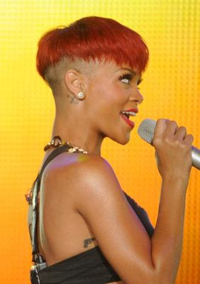 17 Best ideas about Rihanna Short Haircut on Pinterest ...