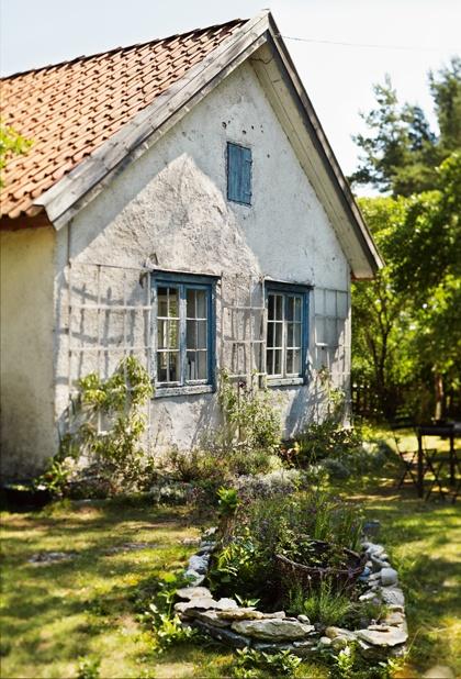 Kalkstenshus på Gotland med charm - Allt i Hemmet